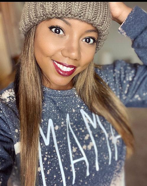 Mama Dyed Sweatshirt