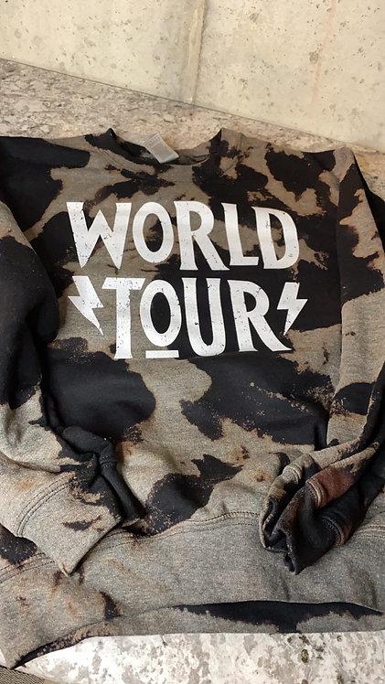 World Tour crew