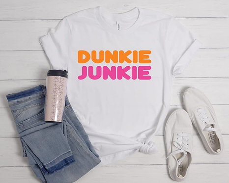 Dunkie Junkie Tee