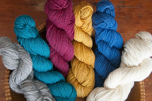 Aran Weight Yarn