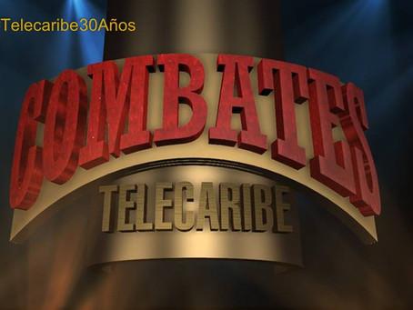 Rivalidad Máxima en directo por Combates Telecaribe