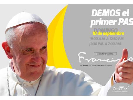 Telecaribe cambia con transmisión del Papa