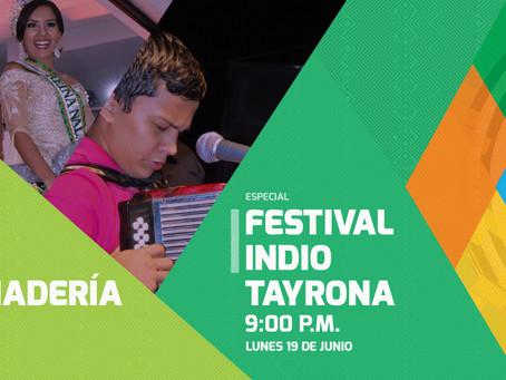 Deportes, reinas y vallenato por Telecaribe