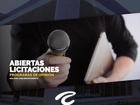 Hasta el 30 de noviembre estará abierta licitación en Telecaribe