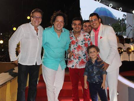 Con la transmisión del Festival de Jazz de Mompox, Telecaribe obtiene India Catalina