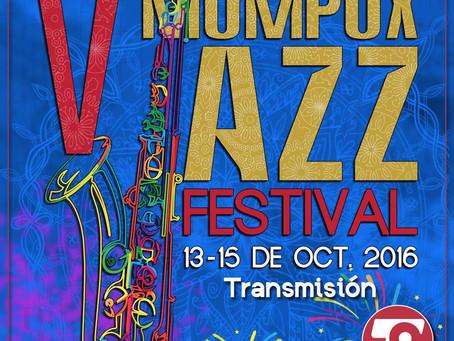 El Festival de Jazz de Mompox se disfruta por Telecaribe