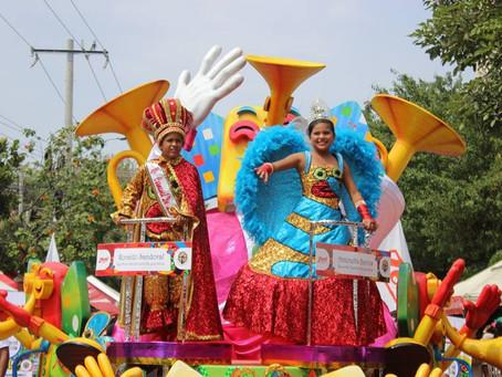 Telecaribe innovó en Desfile del Carnaval de los Niños