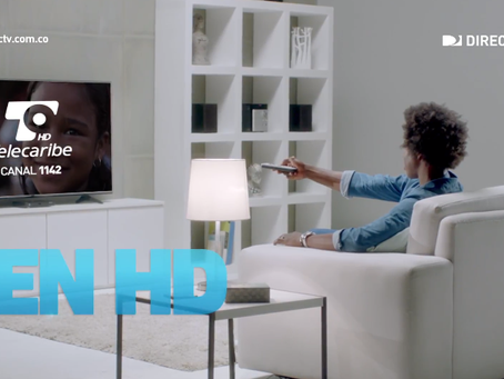 Señal de Telecaribe HD ahora en DIRECTV