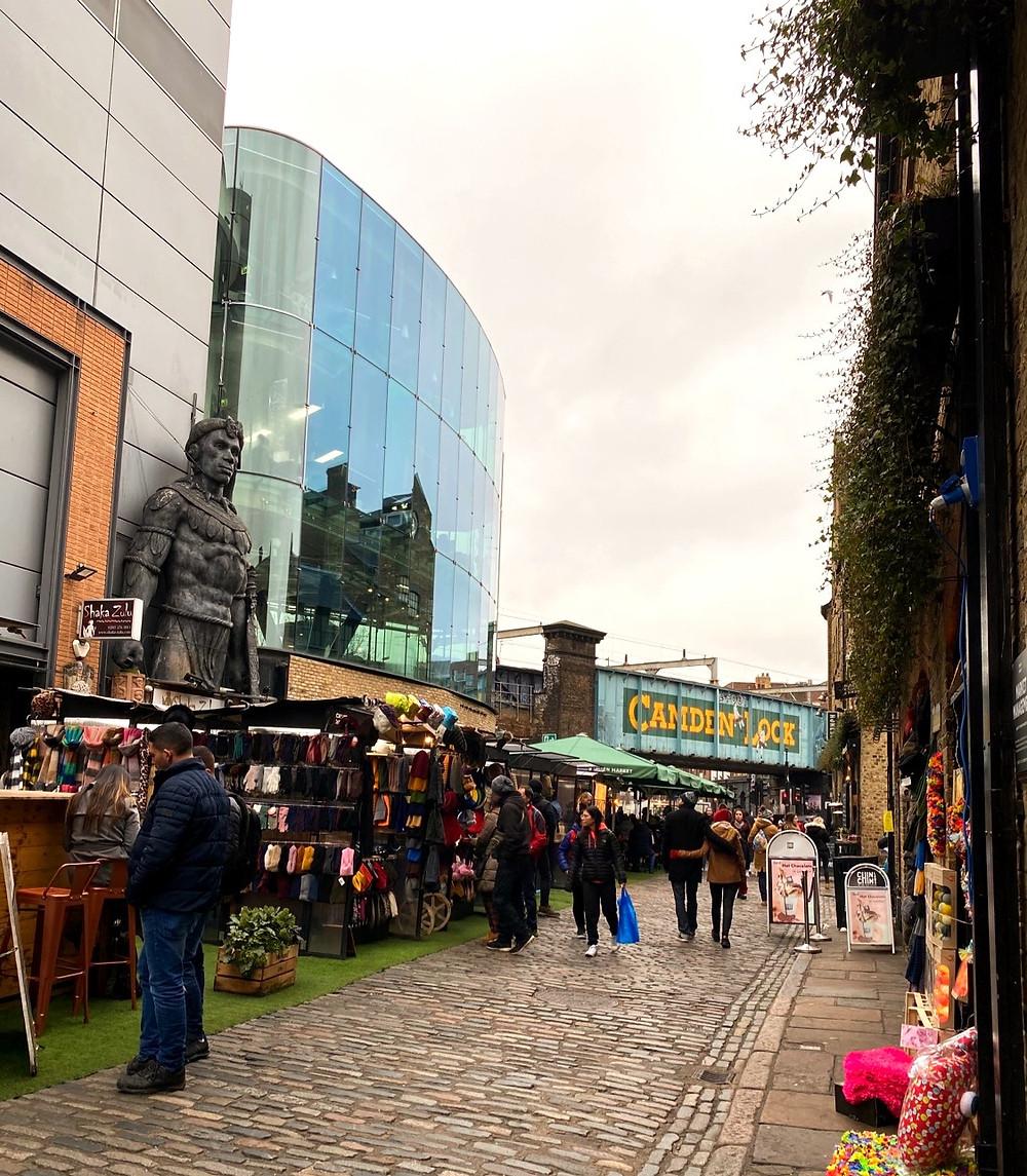 Camden Market - Roteiro Londres