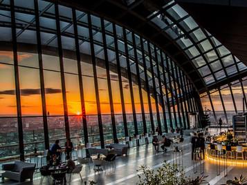 Reabertura de Restaurantes em Londres dia 12 de Abril 2021