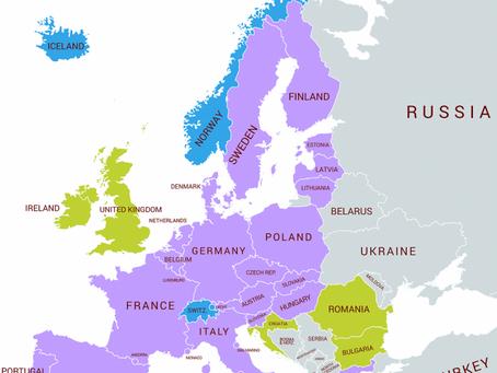Quanto tempo é permitido ficar na Europa como Turista? O que é Tratado de Schengen?