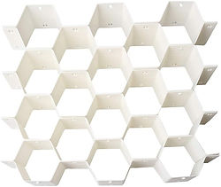 nuosen 8 pcs Honeycomb Closet Organizer
