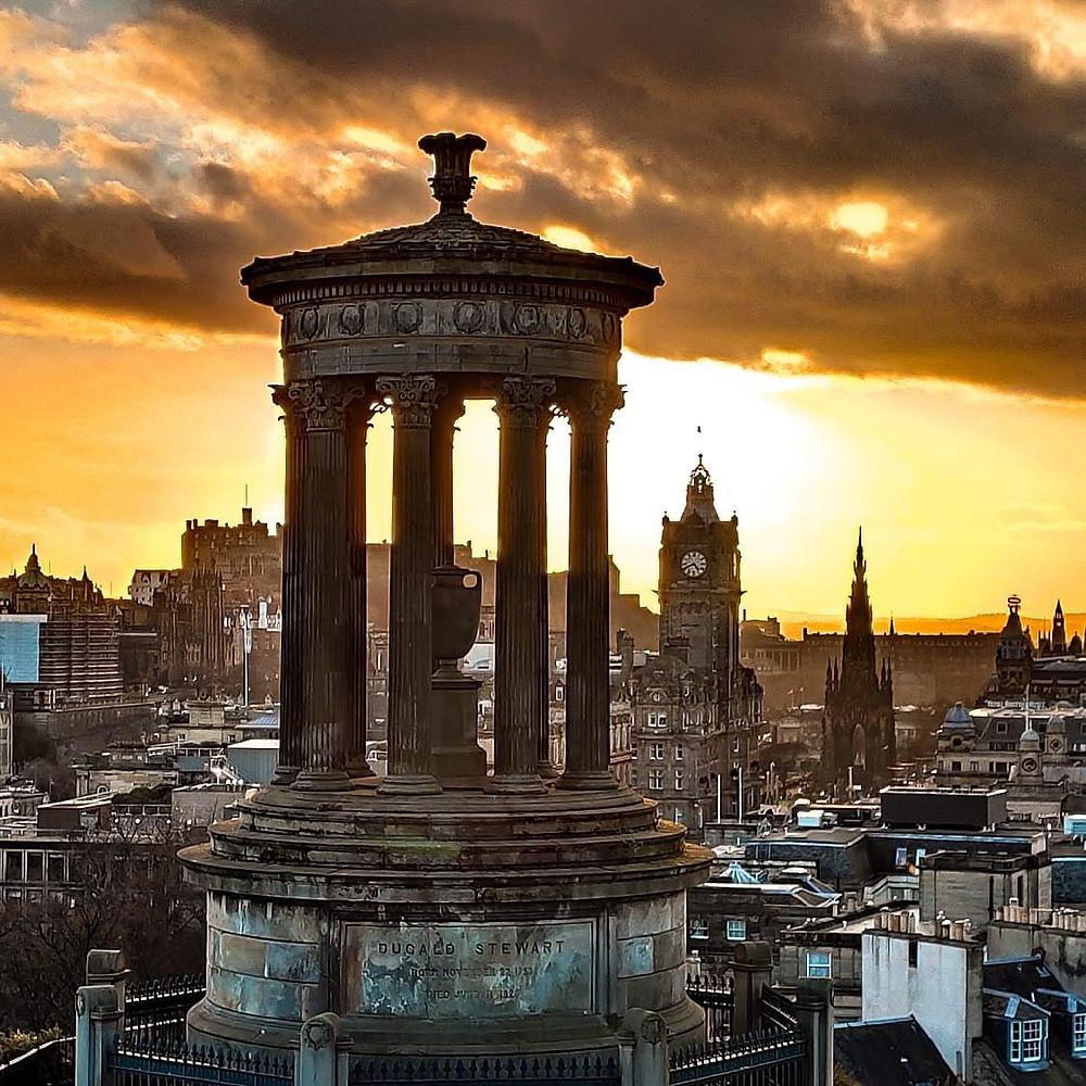 Roteiro Edimburgo