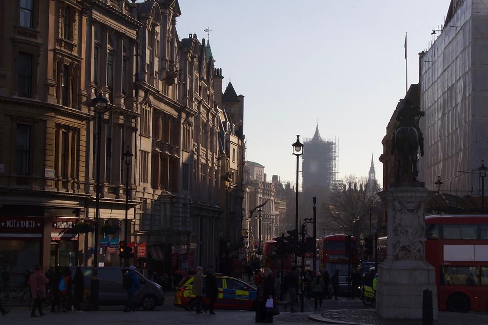 Big Ben Roteiro Londres