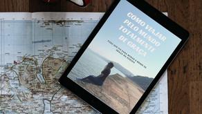 E-BOOK COMO VIAJAR TOTALMENTE DE GRAÇA | LANÇAMENTO