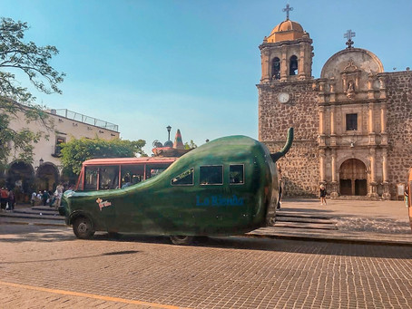 3 dias em Guadalajara, Zapopan e Tequila