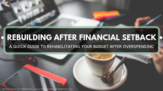 Rebuilding After a Financial Setback
