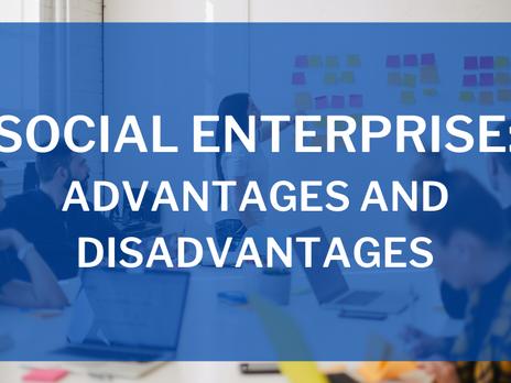 Social Enterprise: Advantages and Disadvantages