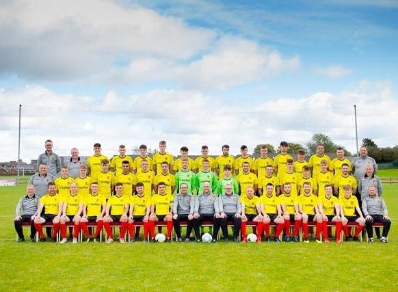 Lurgan Town FC Senior Squad