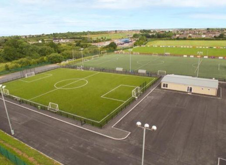 Client Spotlight: Lurgan Town Football Club