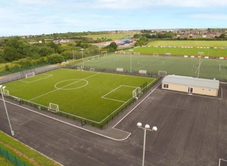 Client Spotlight: Lurgan Town Football Club