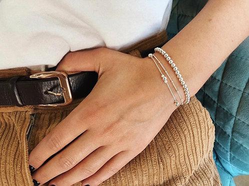 Opera bracelet // silver 925