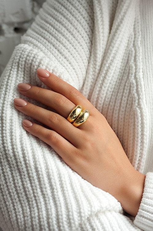 Ring Gal // Gold Plating