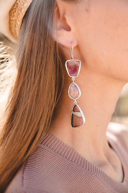 Rondinella earrings