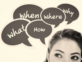 """Wedding Planning 101 - What's your """"Why""""?"""