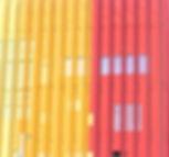 Желтый и красный Стеклянное здание