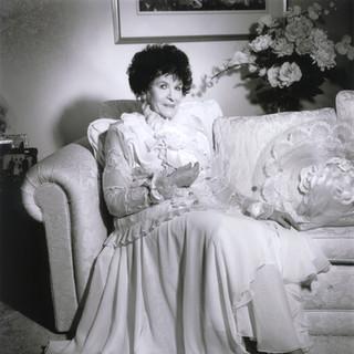 Mrs Doreen Steel, Mother of Patrick Steel, Coulture Designer