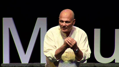 Dr Jacob Liberman at TED Talk