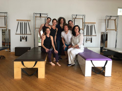 Moving Pilates Studio - Classical Pilates,  Bodywork, Coaching & Consulting