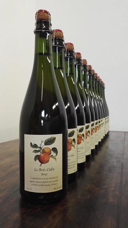 12 x Le Bois Cidre 750ml Bottle