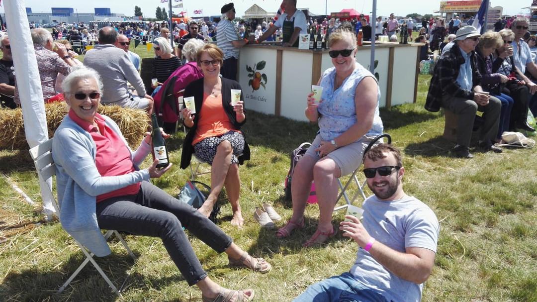 Family Enjoy Le Bois Cidre