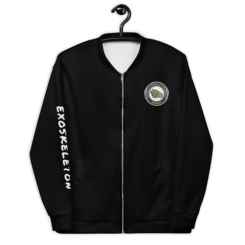 Exo-Alpha Onyx Bomber Jacket
