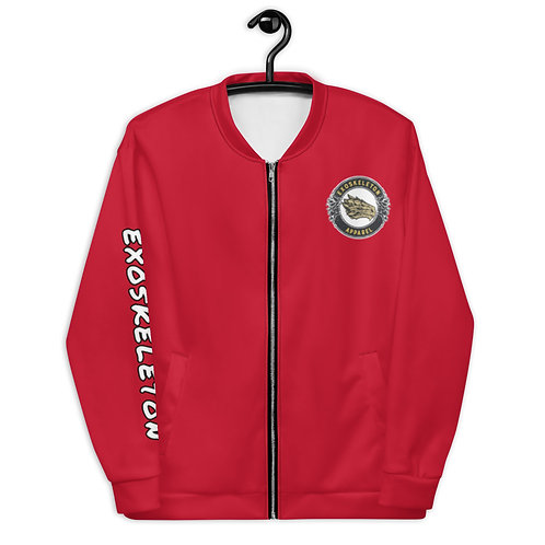 Exo-Alpha Cardinal Bomber Jacket