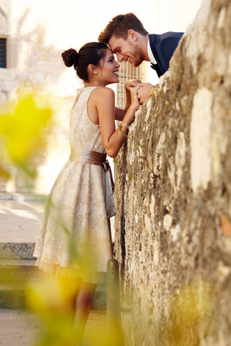 Beautiful summer pictures. Sitges Wedding Photographer