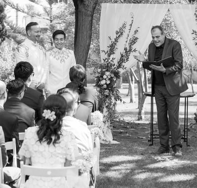 Preacher Gay-Wedding