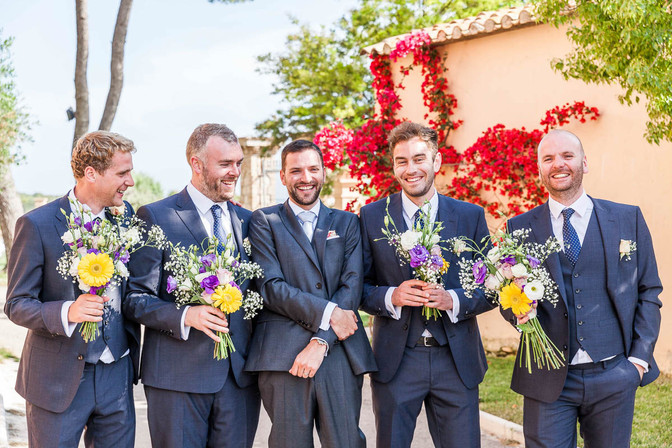 Getting married in Sitges