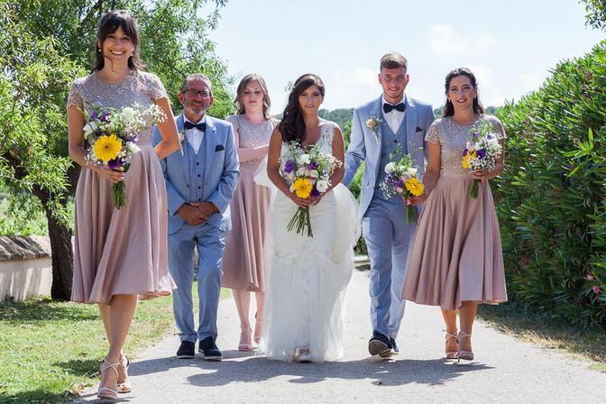Wedding. el torre del veguer