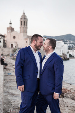 Sitges Gay-Wedding Photographer
