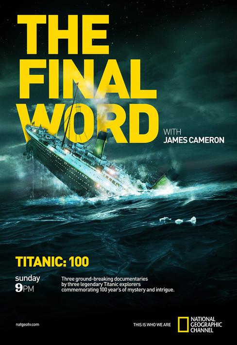 Nat Geo - Titanic:100