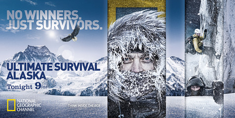 Nat Geo - Ultimate Survival Alaska