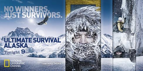Nat Geo - Ultimate Survival Alaska