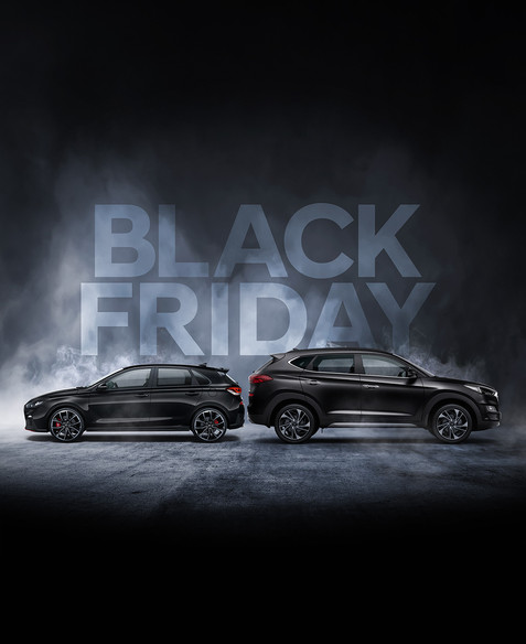 Hyundai - Black Friday