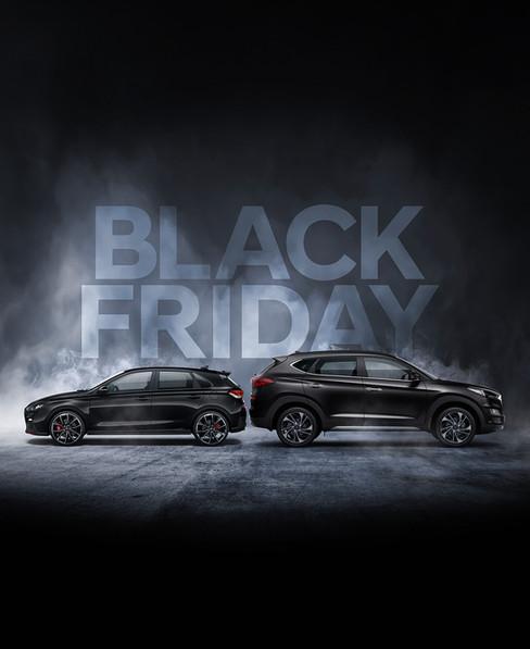 Hyundai - Black Friday