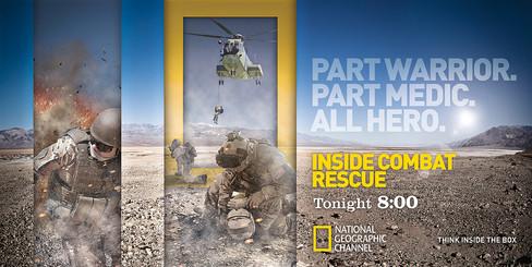 Nat Geo - Inside Combat Rescue