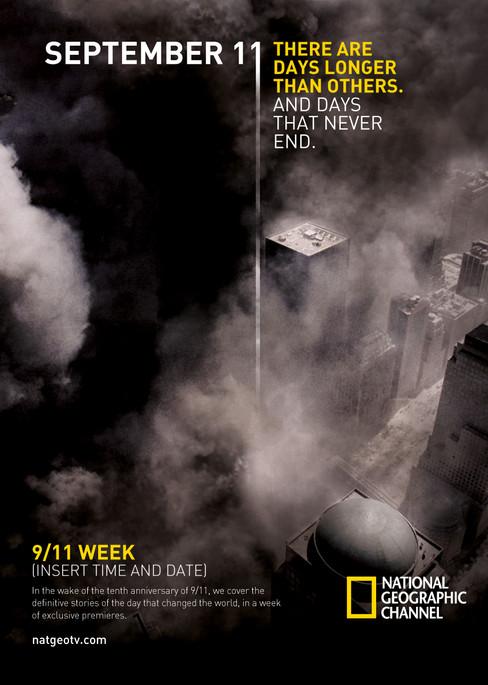 Nat Geo - 9/11 Week