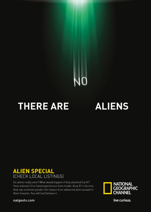 Nat Geo - Alien Special